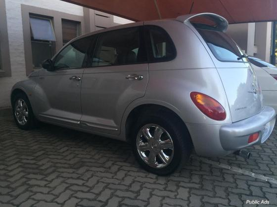 2005 Chrysler PT Cruiser 2.4 LTD, 121000km  AT, FSH, R50000