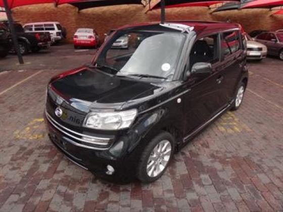 2011   DAIHATSU   MATERIA 1.5 - R89,900
