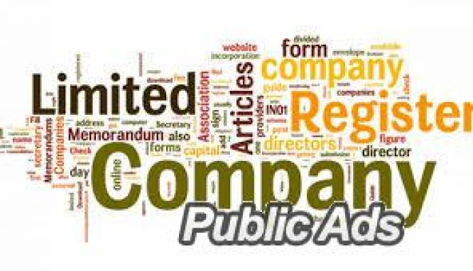 Company Registration for just R349