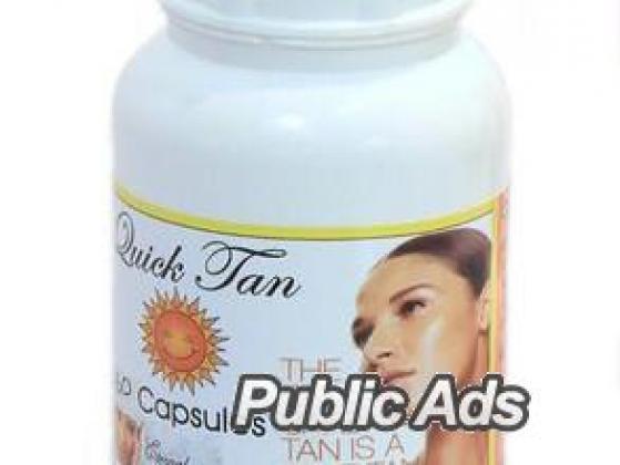 Quick Tan Tanning Capsules