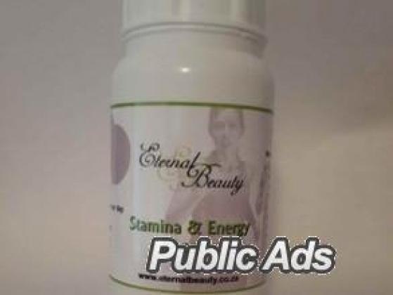 Stamina & energy Booster Capsules