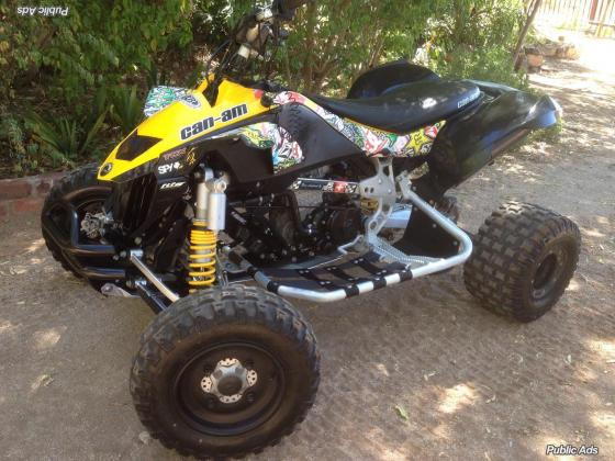 DS 450 Can-am te koop