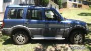 2005 Mahindra Scorpio 2.6 diesel