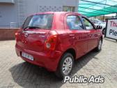 2012   Toyota   etios 1.5 xs 5dr - r99,900