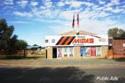 Midas Spares business for sale