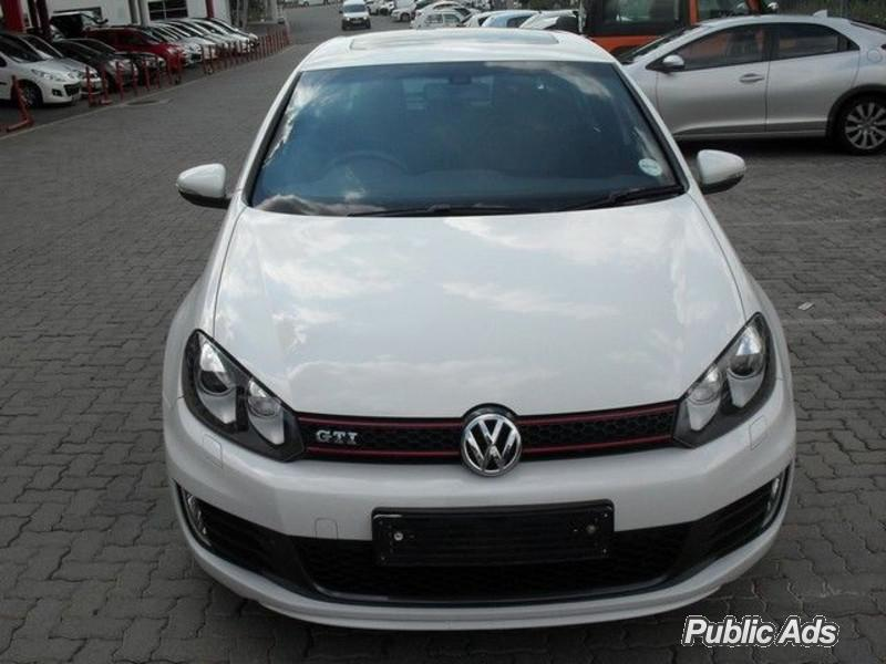 2012 Golf 6 GTI for Sale | North Riding | Public Ads Volkswagen Golf Cars