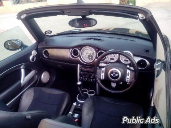 2006 Mini Cooper S Convertible for sale OR take over ownership through Wesbank