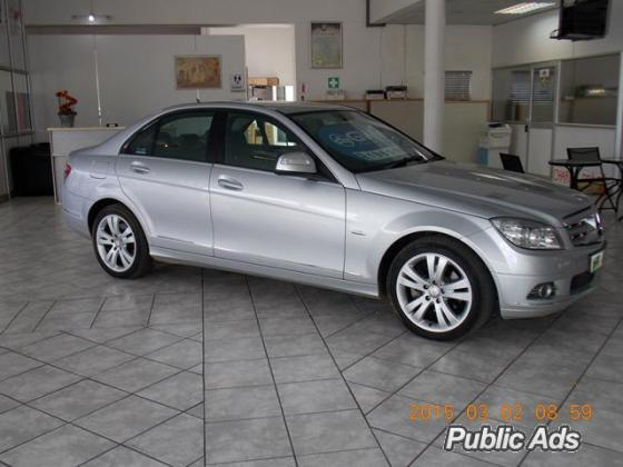 2009 MERCEDES BENZ C220 CDI AUTOMATIC