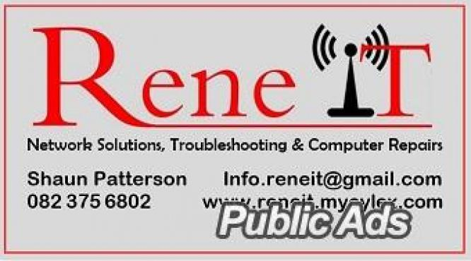 All Computer and Network related Problems in Benoni, Gauteng