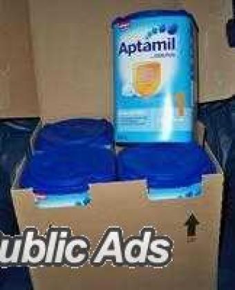 Aptamil 1-2-3 +1,+2 Pre baby formula milk