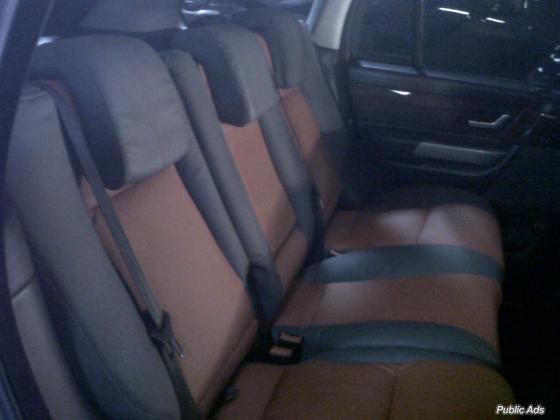 Automotive Upholstery Services