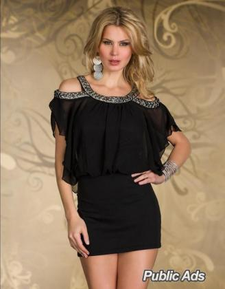 Black Dress - SALE