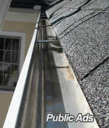 Blocked damaged leaking rusty sagging gutters 24/7 help