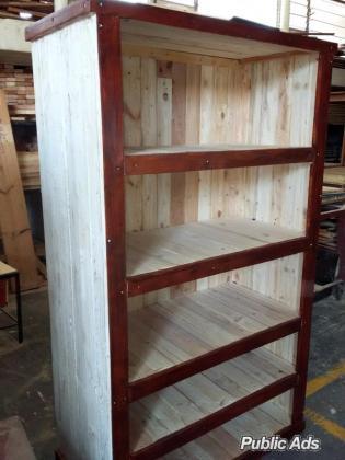 Bookshelf - SA Pine