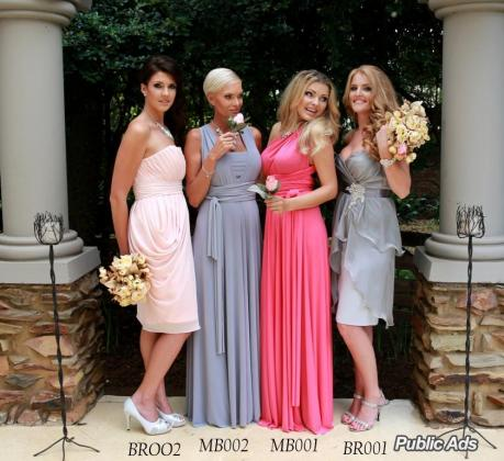 Custom Made Dresses in Pretoria