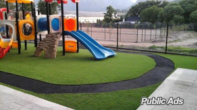 EcoGrass synthetic artificial grass or astro turf