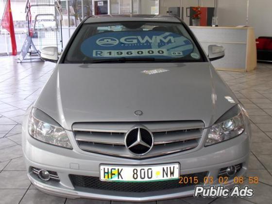 EXCELLENT BUY 2009 MERCEDES BENZ C220 CDI AUTO