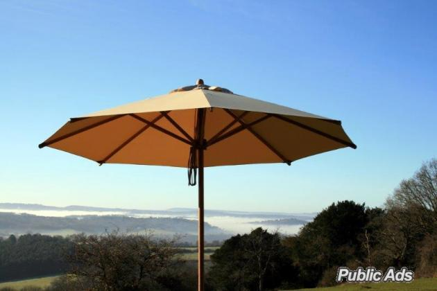 Imported Quality Bamboo Parasol