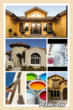 Painting services for homes and businesses