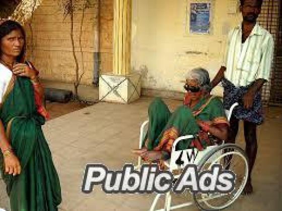 Providing Free Eye Care To The Elderly- HelpAge India