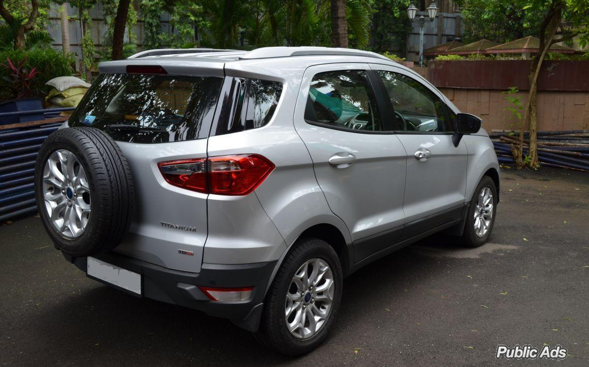 ford ecosport 2014 1 0 gtdi titanium silver for sale 25000 km engine of the year 2012 2014. Black Bedroom Furniture Sets. Home Design Ideas