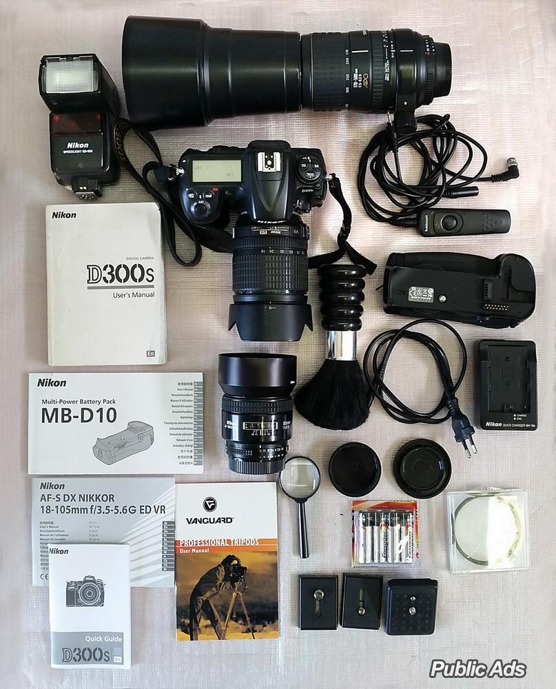 nikon d300s dslr body plus accessories other eastern cape public rh freeclassified co za manual nikon 300s manual nikon d300s español