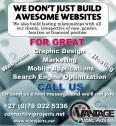 Awesome Websites at Fantastic Prices