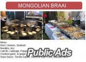 Mongolian Braai