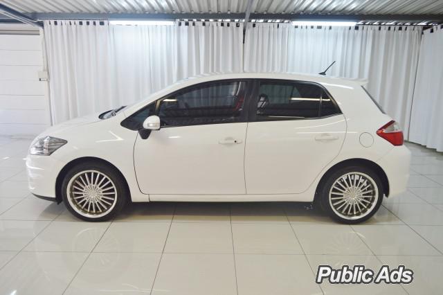 2010 Toyota Auris 16 Xr Other Gauteng Public Ads Cars