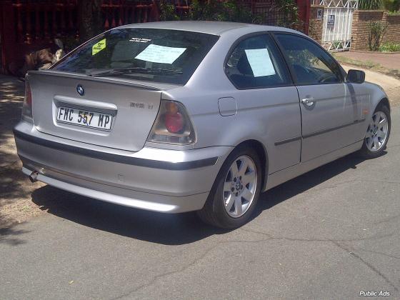 2002 318TI E46 3 SERIES FOR SALE in Middelburg-Mpumalanga, Mpumalanga