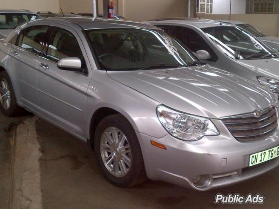 2008 Chrysler Sebring 2.4 Limited A/T