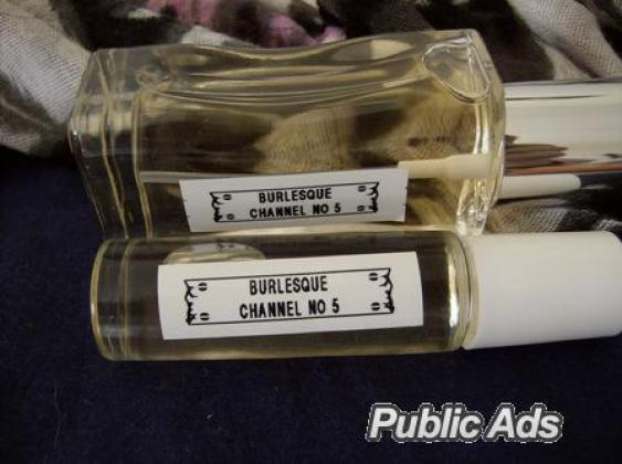 Burlesque Perfumes