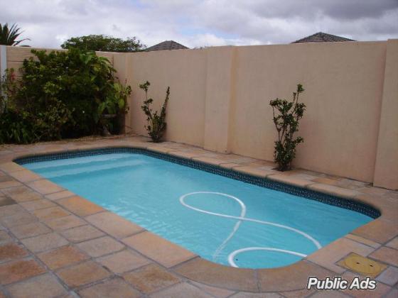 WINTER SPECIALS! 4M x 2.5m x 1M to 1.5M depth swimming pool shells