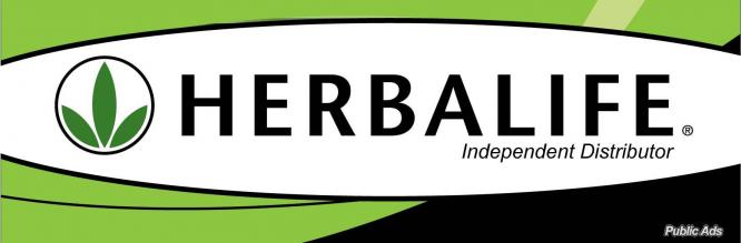 Herbalife independant distrubutor