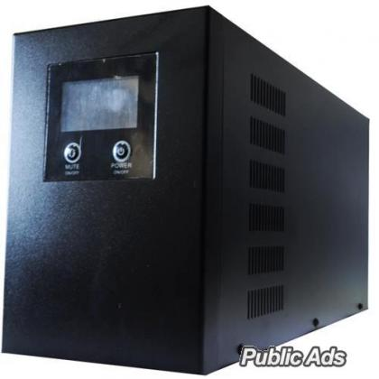 Inverter kit- including CHARGER and 105amp BATTERY