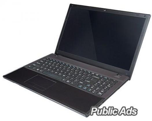 Proline 15.6 Laptop (W25CSW-I545P)