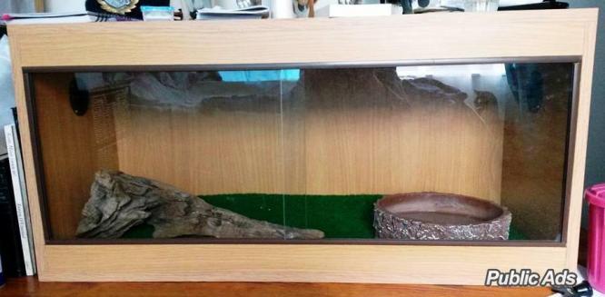 Reptile Cage / Habitat in Pretoria-Tshwane, Gauteng