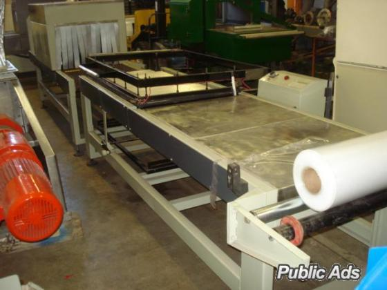 Shrink Wrapper & L Sealer - SW04