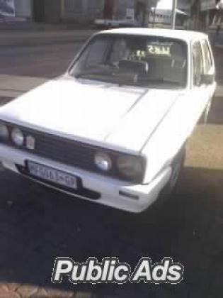 VW 1300 CITI GOLF - 1995