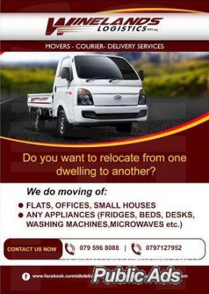 Winelands Logistics - Mini Movers and Removals