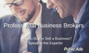 Looking to Sell your Business?...We can assist.