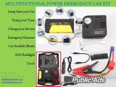 MULTI-FUNCTIONAL POWER EMERGENCY CAR KIT - R1499