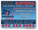 SILVERLAKES,WOODHILL,MORELETA ELECTRICIANS 0723328082 WATERKLOOF