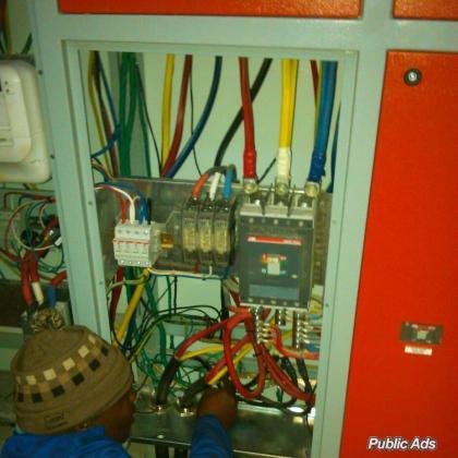 electrician Compliance Certificate