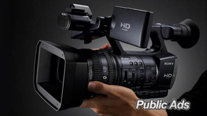 Splash Sales On Camcorder At Digital Revolution SA