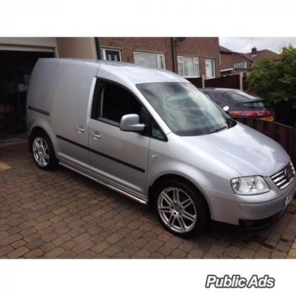 2006 Volkswagen Caddy Panel Van