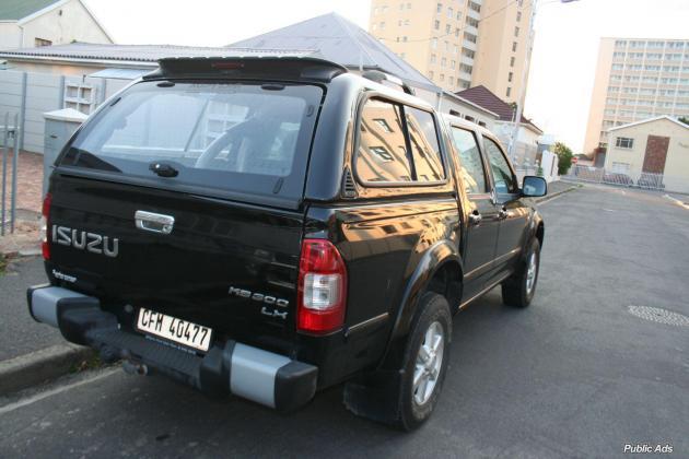 2007 Isuzu KB300 Double Cab LX 4X2