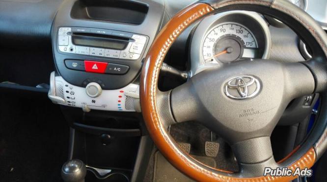 2012 Toyota Aygo Wild (1.6), 58,000 KM in Johannesburg, Gauteng