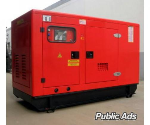 5kva to 60 kva Silent Diesel Generator for sale