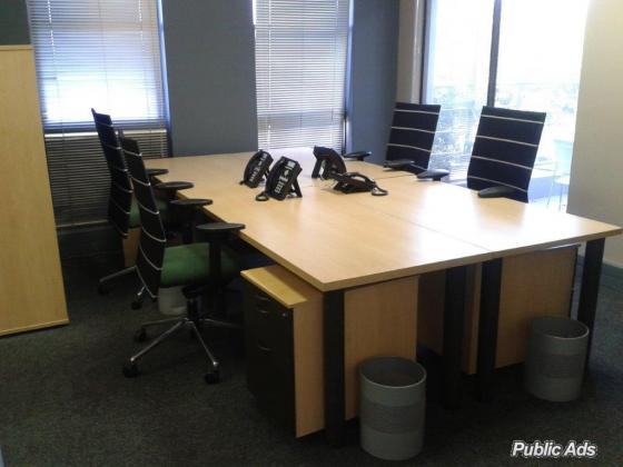 AA-Grade Affordable Fully Serviced Hyde Park Office Spaces To Let Immediately